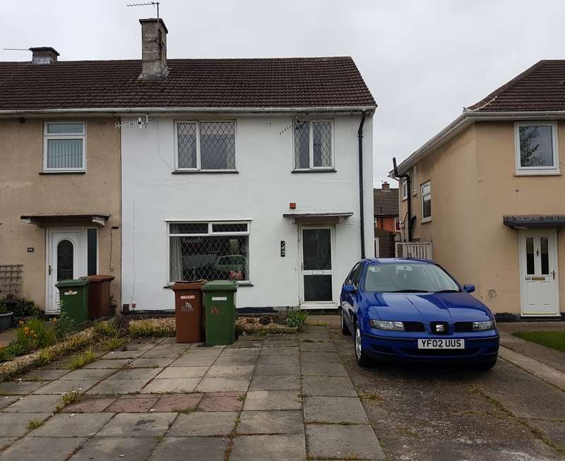 3 Bedrooms End Of Terrace House for sale in Little Coates Road, Grimsby, DN34 5SX