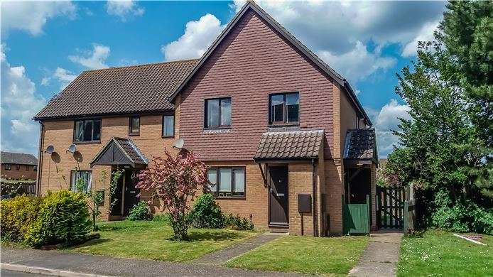 1 Bedroom Ground Flat for sale in Foxwood South, Soham, Ely