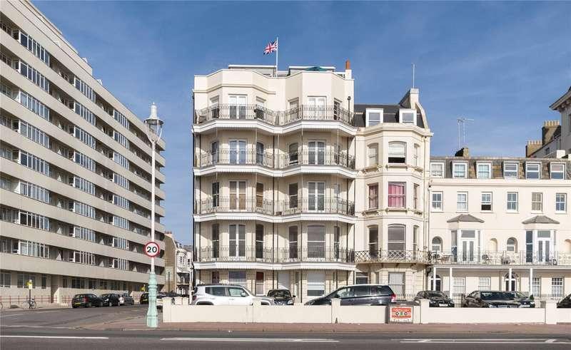 1 Bedroom Flat for sale in Berkeley Court, 153-154 Kings Road, Brighton, East Sussex, BN1