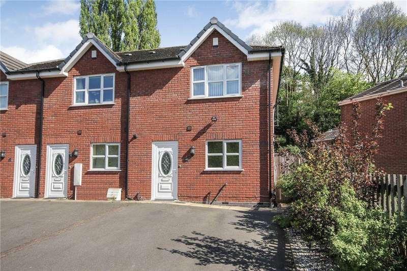 2 Bedrooms End Of Terrace House for sale in Belle Vale, Halesowen, West Midlands, B63