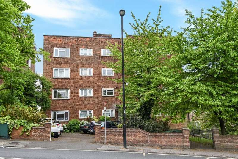 3 Bedrooms Flat for sale in Leigham Court Road, Streatham, SW16