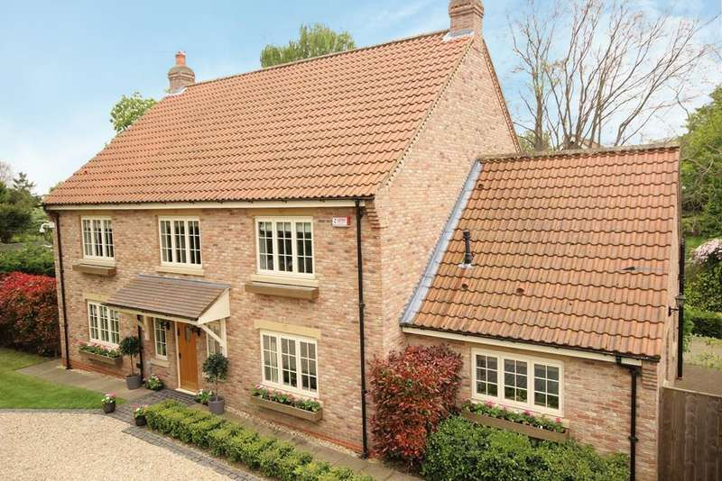 5 Bedrooms Detached House for sale in Narrow Lane, North Ferriby