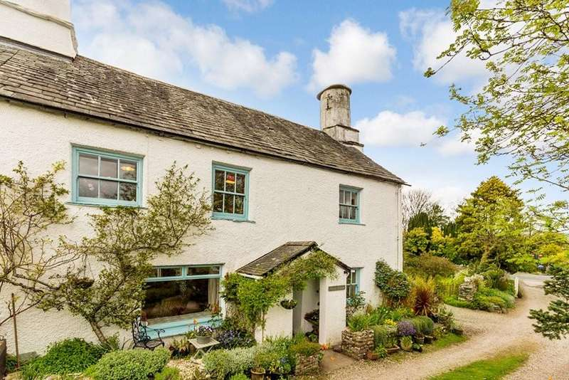 4 Bedrooms Cottage House for sale in 1 Plumgarth Cottage, Crook Road, Nr Kendal, Cumbria, LA8 8LX