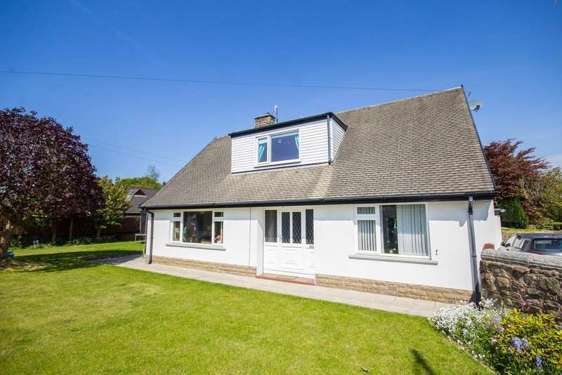 4 Bedrooms Detached Bungalow for sale in Skelwith, Lancaster Road, Caton