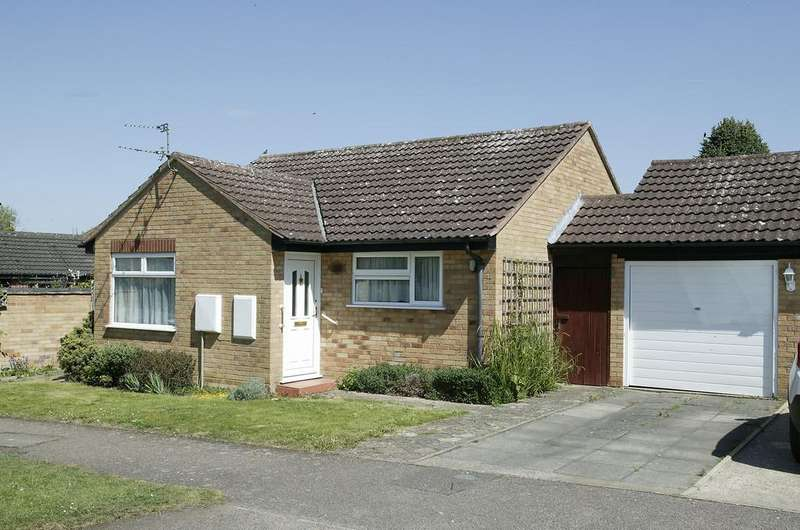 2 Bedrooms Detached Bungalow for sale in Catmere Herne, Mulbarton