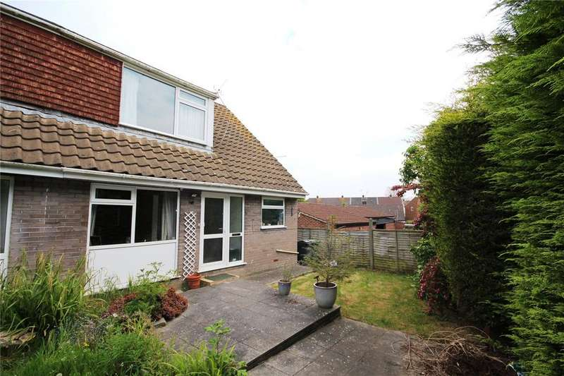 3 Bedrooms Semi Detached House for sale in Stanbridge Close, Downend, Bristol, BS16