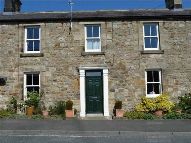 4 Bedrooms Terraced House for sale in West Woodburn, Hexham, Northumberland