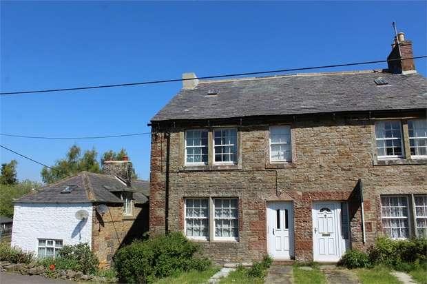3 Bedrooms End Of Terrace House for sale in Pennine Road, Halton-Lea-Gate, Brampton, Cumbria