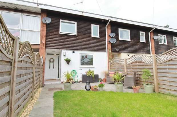 3 Bedrooms Terraced House for sale in Camelot Court, Caerleon, NEWPORT