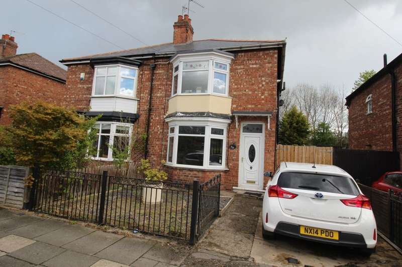 2 Bedrooms Semi Detached House for sale in Park Lane, Darlington, DL1