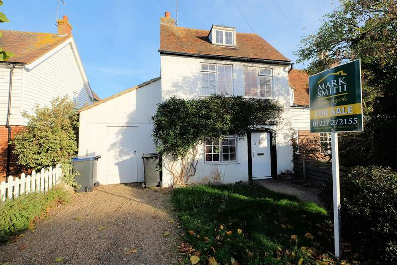 2 Bedrooms End Of Terrace House for sale in Borstal Hill, Whitstable, Kent