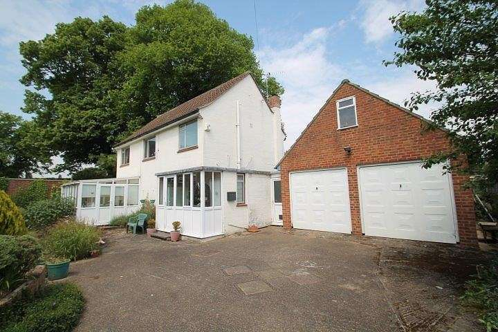3 Bedrooms Detached House for sale in Argosy Gardens, Staines-Upon-Thames, TW18