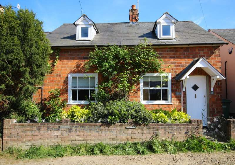 2 Bedrooms Semi Detached House for sale in Newtown Gardens, Henley-On-Thames, RG9