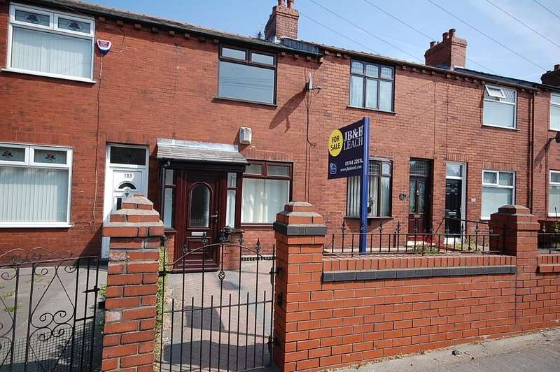 2 Bedrooms Terraced House for sale in Broad Oak Road, Parr