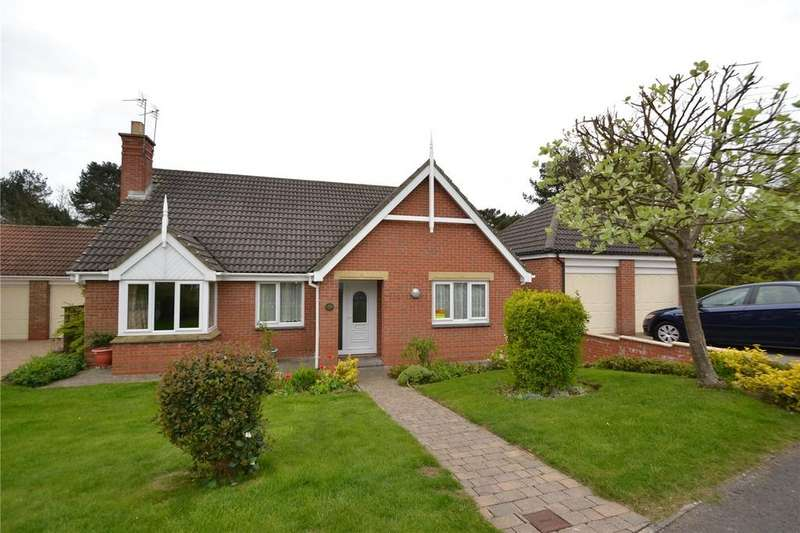 3 Bedrooms Detached Bungalow for sale in O'Neill Drive, Peterlee, Co.Durham, SR8
