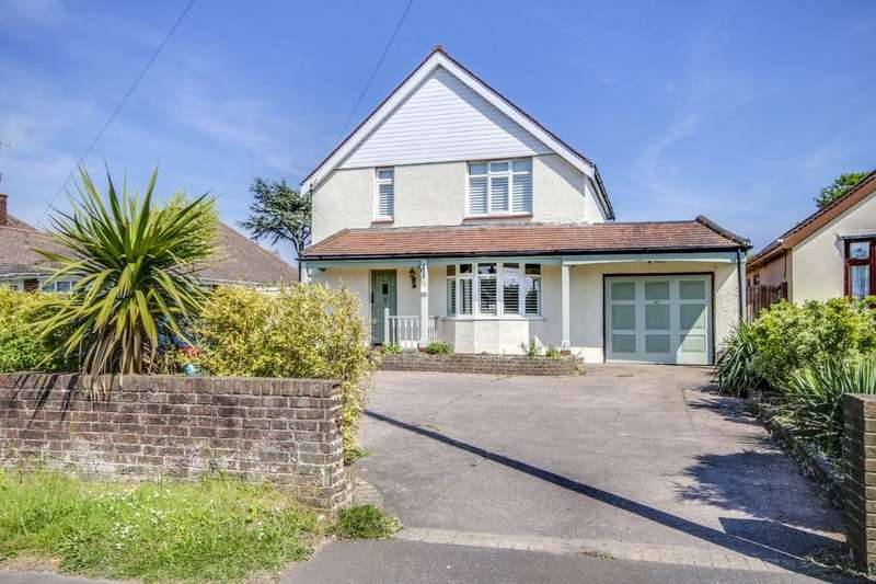 4 Bedrooms Detached House for sale in Lancing