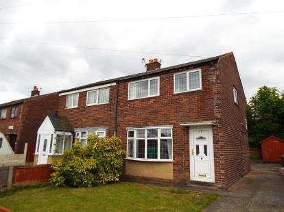 3 Bedrooms Semi Detached House for sale in Ampleforth Drive, Lostock Hall, Preston