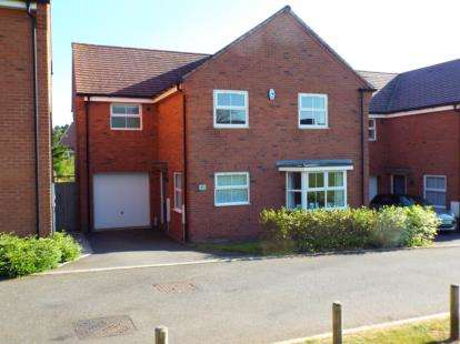 4 Bedrooms House for sale in Kirkpatrick Drive, Stourbridge, West Midlands