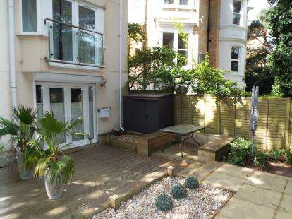 1 Bedroom Flat for sale in 1A Surrey Road, Bournemouth, Dorset