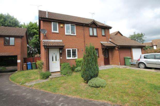 2 Bedrooms Semi Detached House for sale in College Town, Sandhurst, Berkshire
