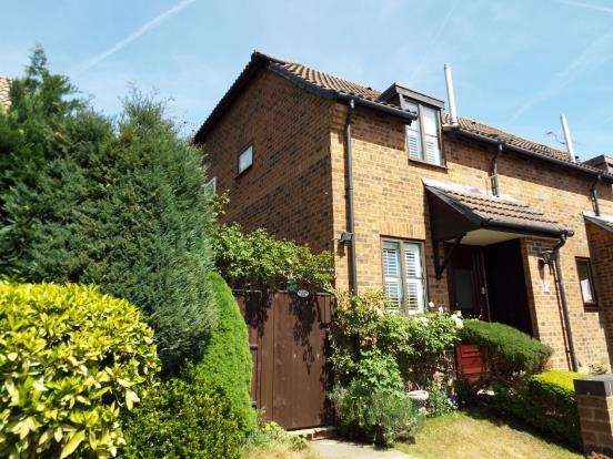 1 Bedroom End Of Terrace House for sale in Lightwater, Surrey