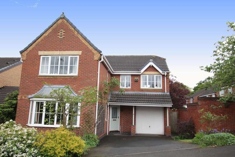 4 Bedrooms Detached House for sale in Warwick Road, Sutton Coldfield, B73 6SU