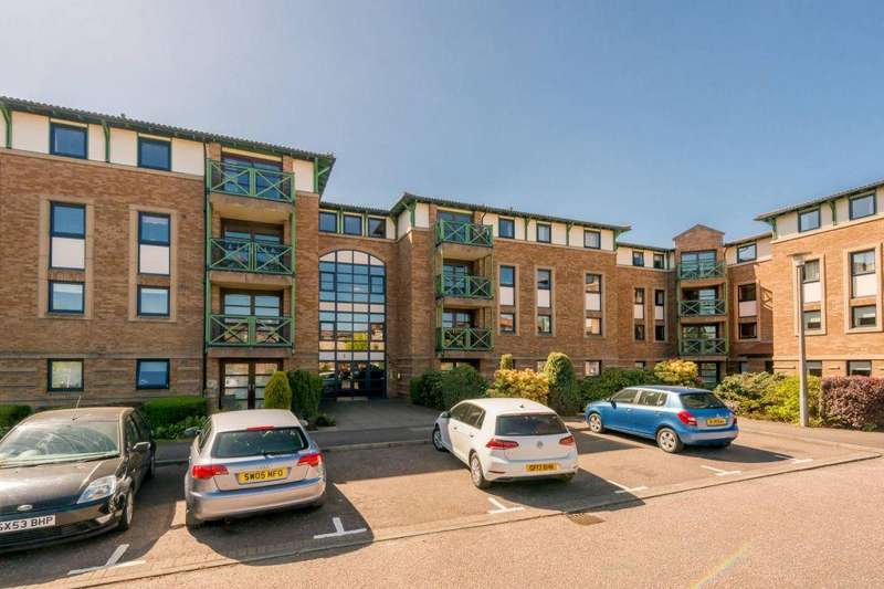 2 Bedrooms Flat for sale in 1/23 North Werber Park, EDINBURGH, EH4 1SY