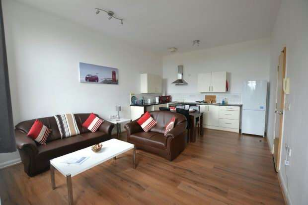 1 Bedroom Apartment Flat for sale in 32 Haigh Street, Liverpool