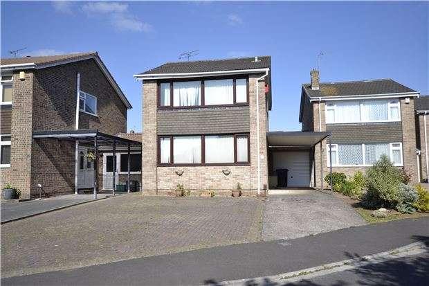 3 Bedrooms Link Detached House for sale in Matford Close, Bristol, BS10 6LR
