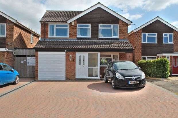 4 Bedrooms Detached House for sale in Lime Grove, Bugbrooke, Northampton NN7 3QZ