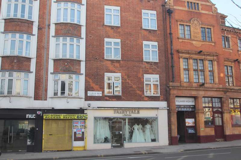 Retail Property (high Street) Commercial for sale in Fulham High Street, Fulham, SW6