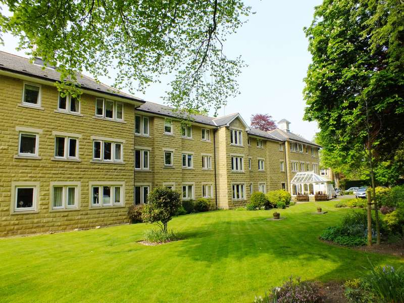 2 Bedrooms Ground Flat for sale in The Manor, Ladywood Road, Roundhay, Leeds, LS8 2QF