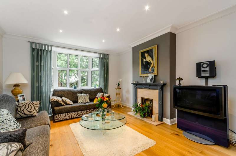 5 Bedrooms Semi Detached House for sale in Girdwood Road, Southfields, SW18