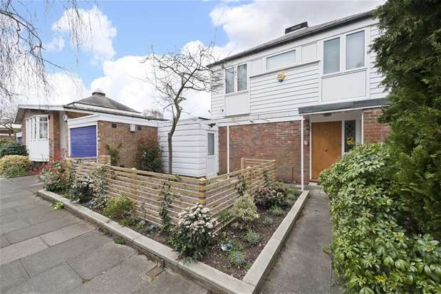 4 Bedrooms Detached House for sale in Walkerscroft Mead, Dulwich