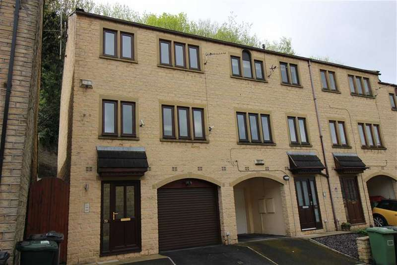 3 Bedrooms Property for sale in Bankwell Road, Milnsbridge, Huddersfield
