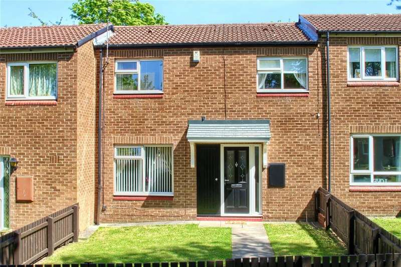 2 Bedrooms Terraced House for sale in Melton Walk, Hemlington