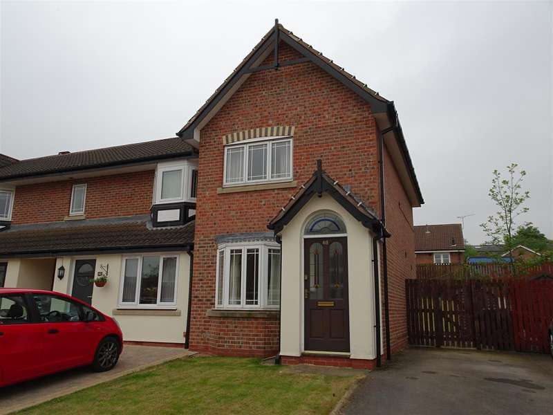 2 Bedrooms Property for sale in 48 Lyminton Lane, Treeton, Rotherham, S60 5UG