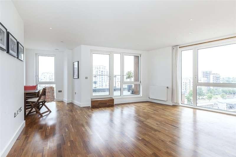 3 Bedrooms Flat for sale in Bellville House, 4 John Donne Way, London, SE10