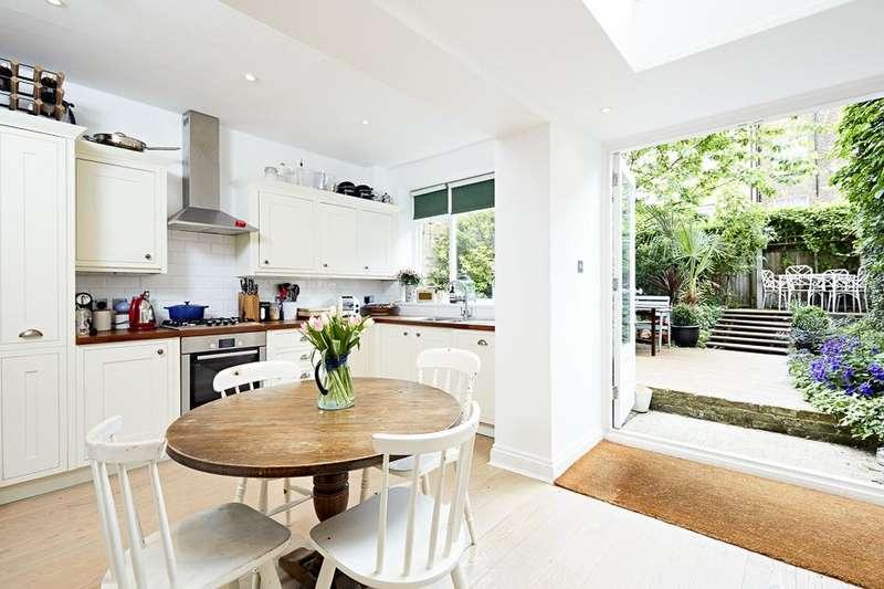 2 Bedrooms Flat for sale in Cathnor Road, Shepherd's Bush, London W12