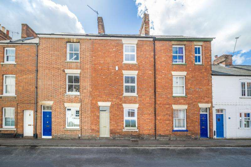 3 Bedrooms Terraced House for sale in Edward Street, Abingdon, Oxfordshire
