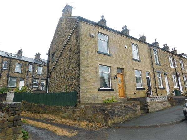 4 Bedrooms End Of Terrace House for sale in Windermere Road, Bradford