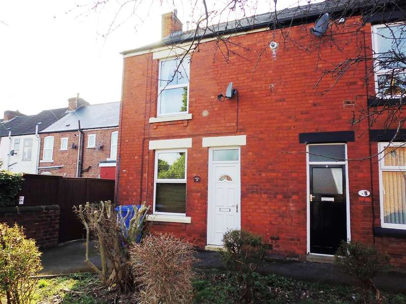 2 Bedrooms Terraced House for sale in Beehive Road, Chesterfield