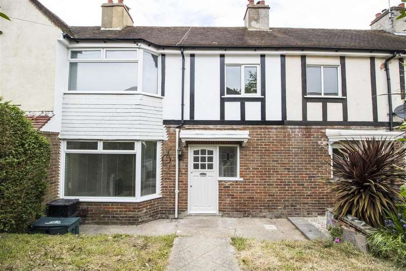 3 Bedrooms Terraced House for sale in Bevendean Crescent