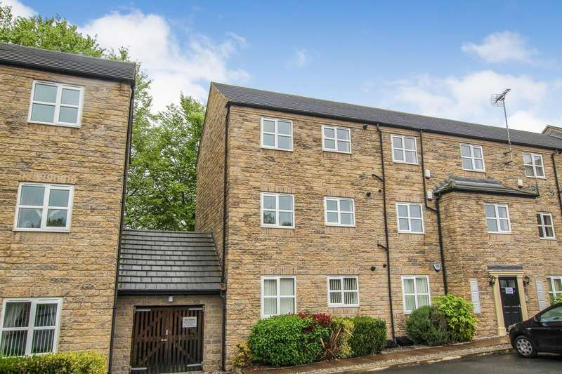 2 Bedrooms Apartment Flat for sale in Spinnaker Close, Ripley, Derbyshire DE5