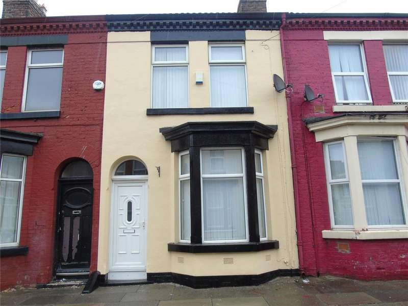 2 Bedrooms Terraced House for sale in Neston Street, Walton, Liverpool, L4