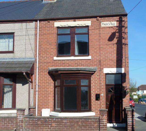 3 Bedrooms Terraced House for sale in PARK VIEW, FISHBURN, SEDGEFIELD DISTRICT
