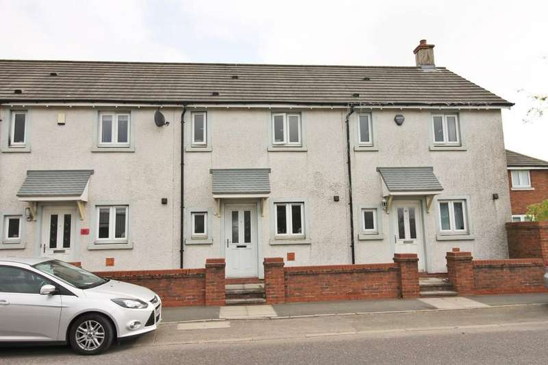 2 Bedrooms Terraced House for sale in Albert Street, Longtown