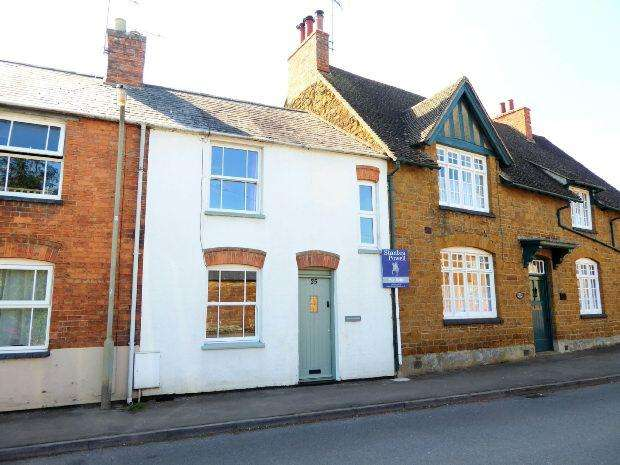 2 Bedrooms Cottage House for sale in High Street, Bodicote