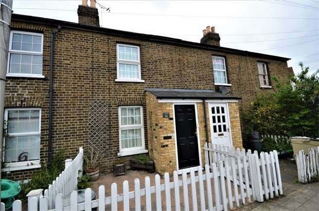 2 Bedrooms Terraced House for sale in Barley Lane, Goodmayes, Essex
