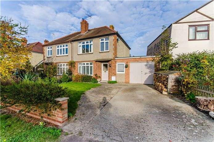 3 Bedrooms Semi Detached House for sale in Mill End Road, Cambridge